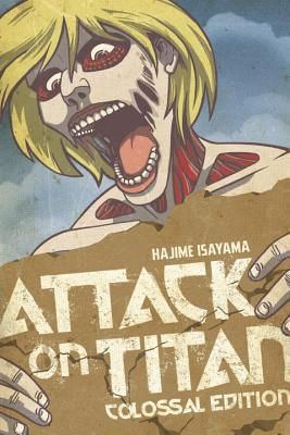 Attack on Titan: Colossal Edition 2 cover image