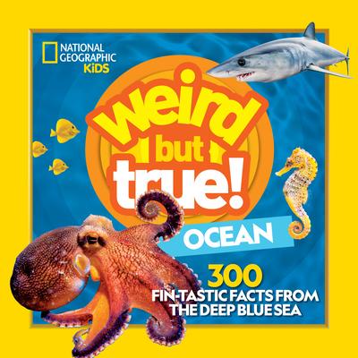 Weird But True Ocean Cover Image