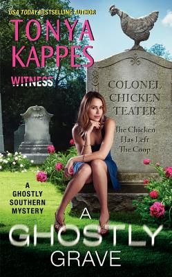 A Ghostly Grave: A Ghostly Southern Mystery (Ghostly Southern Mysteries #2) Cover Image