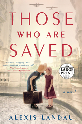 Those Who Are Saved Cover Image