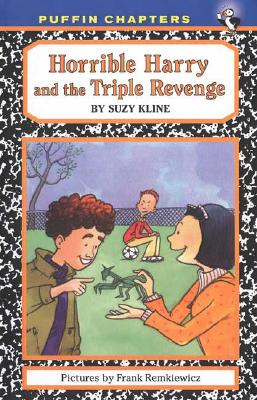 Horrible Harry and the Triple Revenge Cover Image