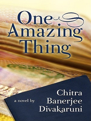 One Amazing Thing Cover
