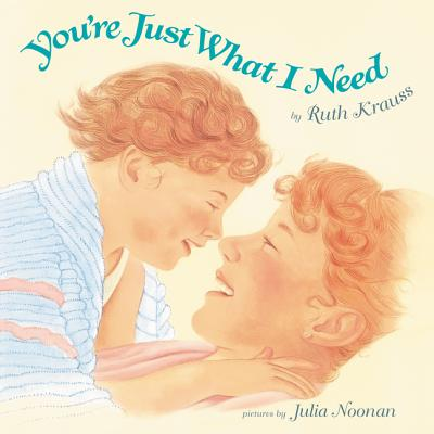You're Just What I Need Cover Image