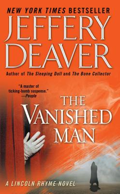 The Vanished Man Cover