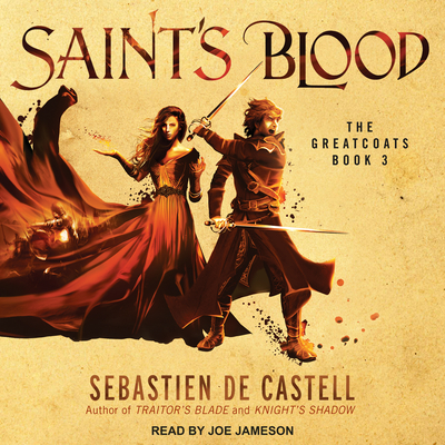 Saint's Blood (Greatcoats #3) Cover Image