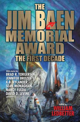 The Jim Baen Memorial Award: The First Decade Cover Image