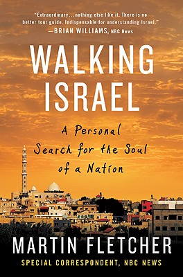 Walking Israel Cover