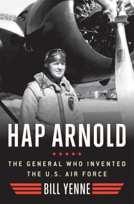 Hap Arnold Cover