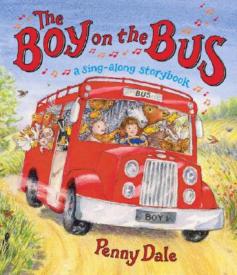 The Boy on the Bus Cover