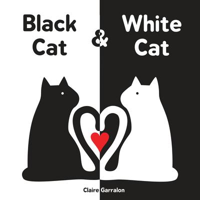 Black Cat & White Cat Cover Image