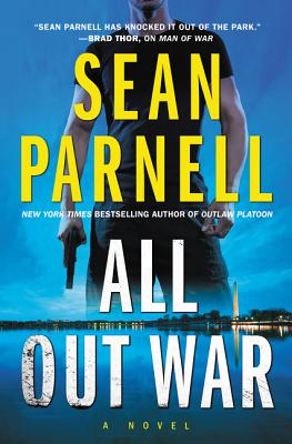 All Out War: A Novel (Eric Steele #2) Cover Image