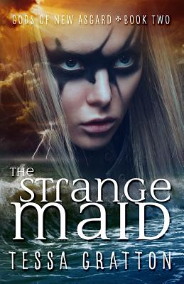 The Strange Maid Cover