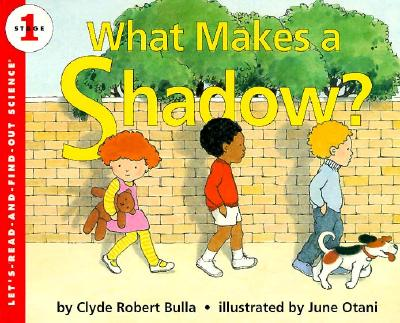 What Makes a Shadow? Book and Tape: What Makes a Shadow? Book and Tape Cover Image