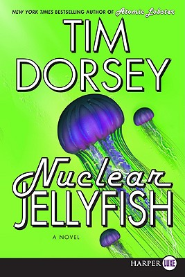 NUCLEAR JELLYFISH           LP Cover Image