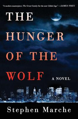 The Hunger of the Wolf Cover