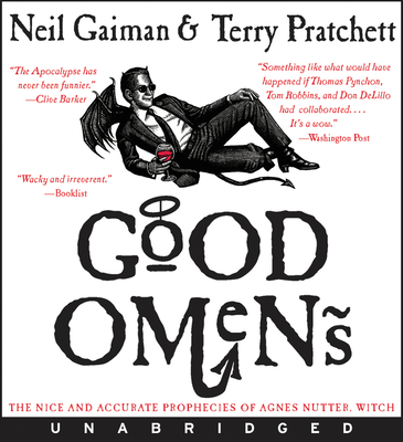 Good Omens CD Cover Image
