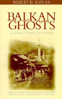 Balkan Ghosts Cover