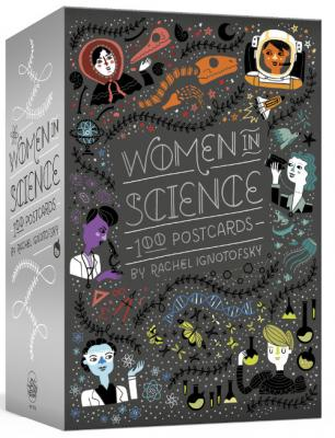 Women in Science: 100 Postcards Cover Image