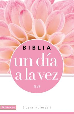 Biblia un Dia a la Vez-NVI (Once-A-Day) Cover Image
