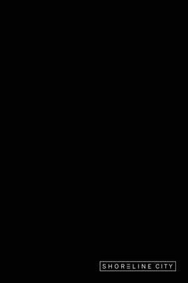 Shoreline Journal - Sermon Notes 6x9 Black SERIF Font Cover Image
