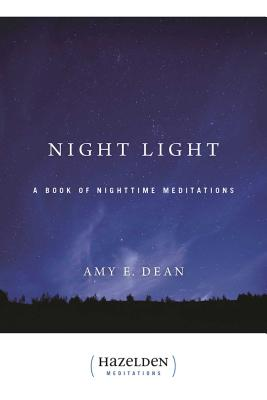 Night Light: A Book of Nighttime Meditations (Hazelden Meditations) Cover Image
