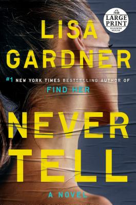 Never Tell: A Novel Cover Image