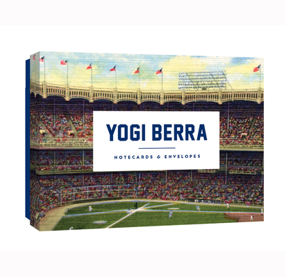 Yogi Berra Notecards Cover Image