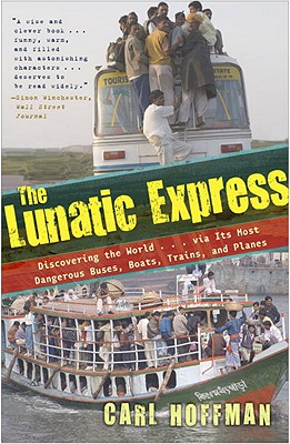 The Lunatic Express Cover