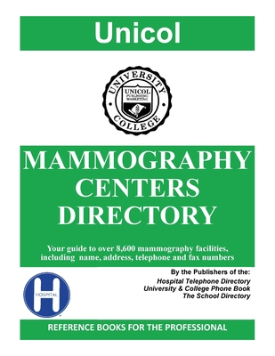 Mammography Centers Directory, 2020-21 Edition Cover Image
