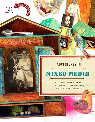 Adventures in Mixed Media Cover