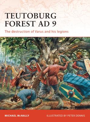 Teutoburg Forest AD 9 Cover
