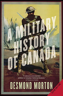 A Military History of Canada Cover Image