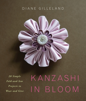 Kanzashi in Bloom Cover