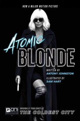 Atomic Blonde cover image