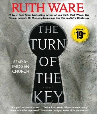 The Turn of the Key Cover Image