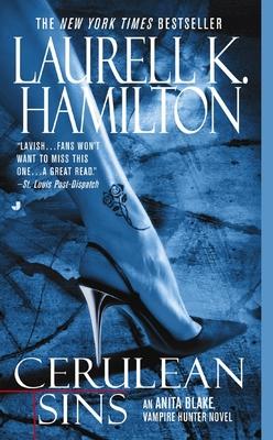 Cerulean Sins: An Anita Blake, Vampire Hunter Novel Cover Image