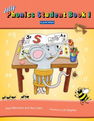 Jolly Phonics Student, Book 1 Cover Image