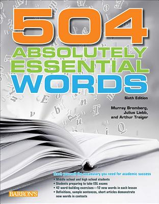 504 Absolutely Essential Words Cover Image