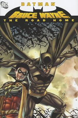 Bruce Wayne Cover