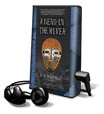A Bend in the River [With Earbuds] (Playaway Adult Fiction) Cover Image