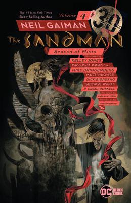 The Sandman Vol. 4: Season of Mists 30th Anniversary Edition Cover Image