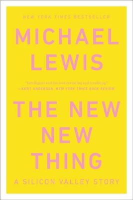 The New New Thing Cover