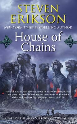 House of Chains: Book Four of The Malazan Book of the Fallen Cover Image
