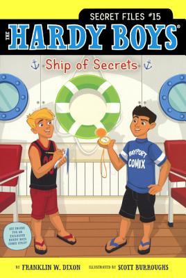 Ship of Secrets Cover Image