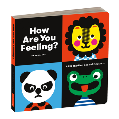 How Are You Feeling Board Book Cover Image