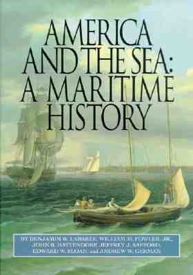 America And The Sea: Cover Image