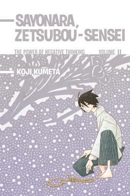 Sayonara, Zetsubou-Sensei 11 Cover