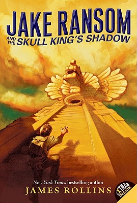 Jake Ransom and the Skull King's Shadow Cover Image