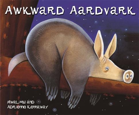 Awkward Aardvark Cover Image