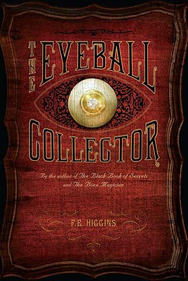 The Eyeball Collector Cover